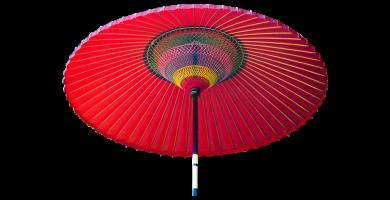 sombrilla japonesa wagasa