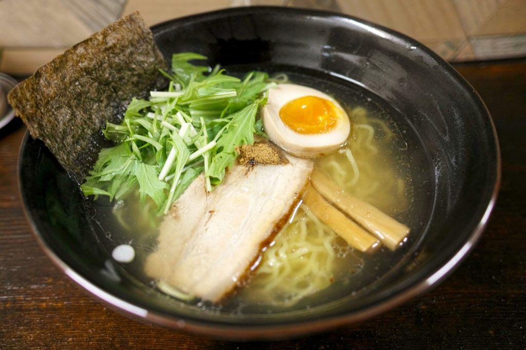 comida japonesa tradicional