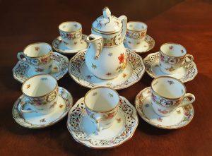 juego de porcelana chino
