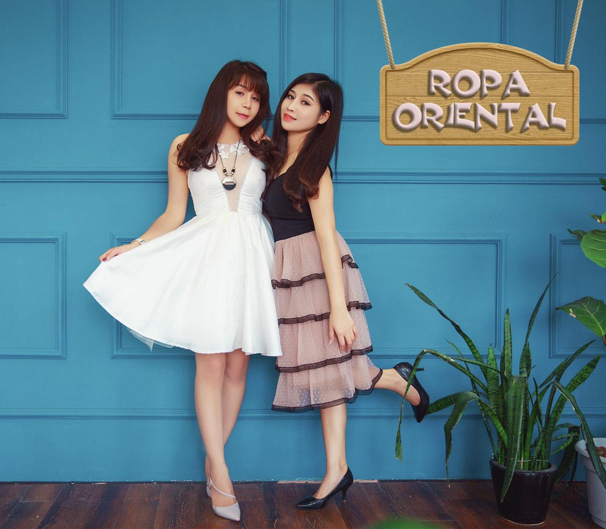 Ropa Oriental Online