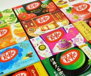 Chocolates Kit Kat en España