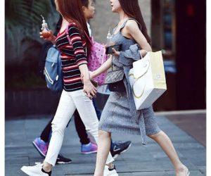 Descubre que compran los asiáticos en Europa