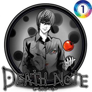 Death Note en la posición 1
