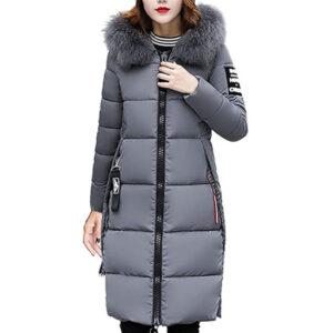 Abrigo de mujer con mucho estilo asiático
